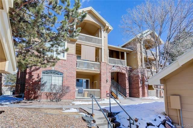 1652 W Canal Circle #534, Littleton, CO 80120 (MLS #9882206) :: 8z Real Estate