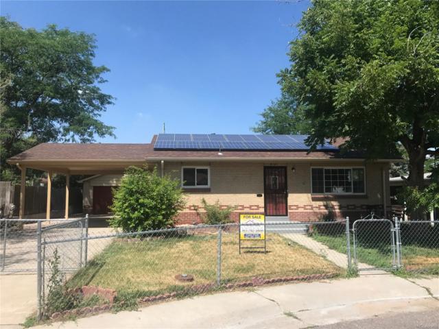 6101 Locust Street, Commerce City, CO 80022 (MLS #9882311) :: 8z Real Estate