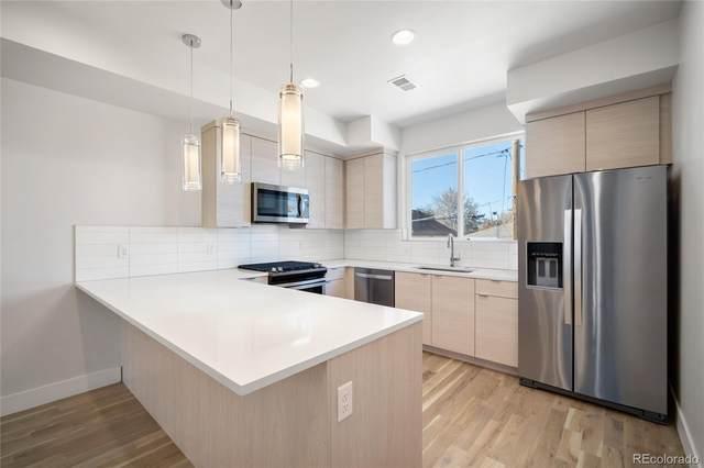 3520 W Conejos Place #9, Denver, CO 80204 (MLS #9882537) :: 8z Real Estate
