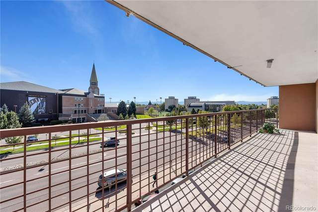 2225 Buchtel Boulevard #402, Denver, CO 80210 (#9882675) :: Bring Home Denver with Keller Williams Downtown Realty LLC