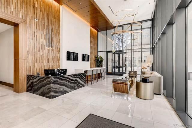 155 Steele Street #613, Denver, CO 80206 (#9882909) :: Mile High Luxury Real Estate