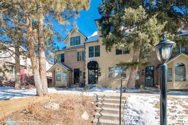 122 Jackson Street, Denver, CO 80206 (#9883693) :: Hometrackr Denver