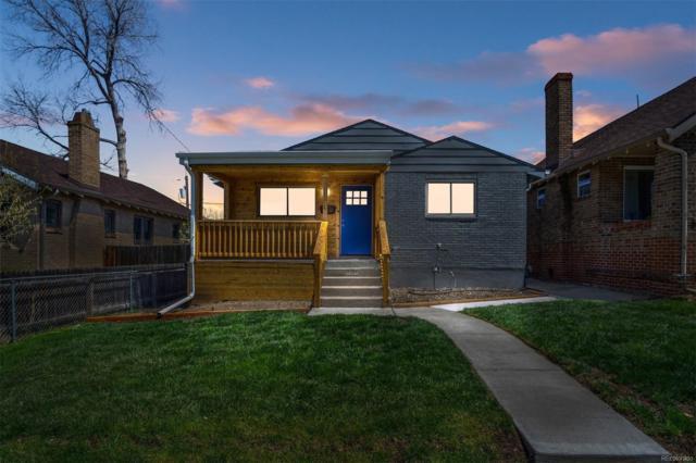 3220 N Fillmore Street, Denver, CO 80205 (#9883710) :: House Hunters Colorado