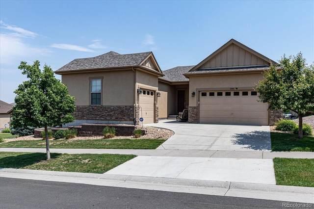 12004 S Allerton Circle, Parker, CO 80138 (MLS #9883886) :: 8z Real Estate