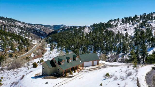 4411 Daydream Road, Golden, CO 80403 (#9883991) :: The Healey Group