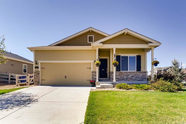 5691 Legacy Parkway, Dacono, CO 80514 (#9884073) :: The HomeSmiths Team - Keller Williams