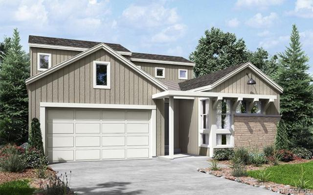 18860 W 92nd Drive, Arvada, CO 80007 (MLS #9884583) :: Bliss Realty Group