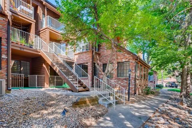 812 S Vance Street D, Lakewood, CO 80226 (MLS #9884875) :: Find Colorado
