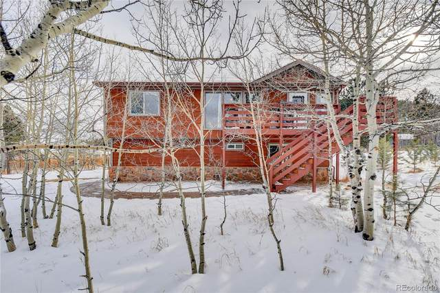 78 Twilight Terrace Drive, Bailey, CO 80421 (MLS #9884964) :: Neuhaus Real Estate, Inc.