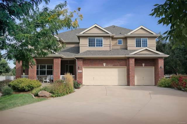 1546 Taylor Mountain Drive, Longmont, CO 80503 (#9885242) :: Mile High Luxury Real Estate