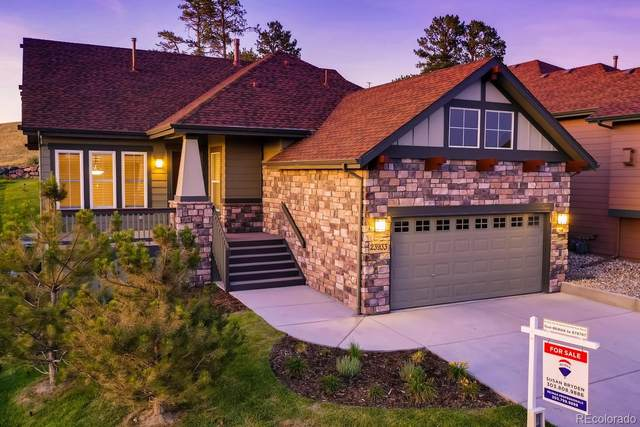 23933 E Roxbury Place, Aurora, CO 80016 (#9885600) :: Berkshire Hathaway HomeServices Innovative Real Estate