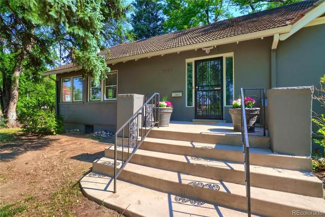 3924 E 7th Avenue Parkway, Denver, CO 80206 (#9885823) :: Mile High Luxury Real Estate