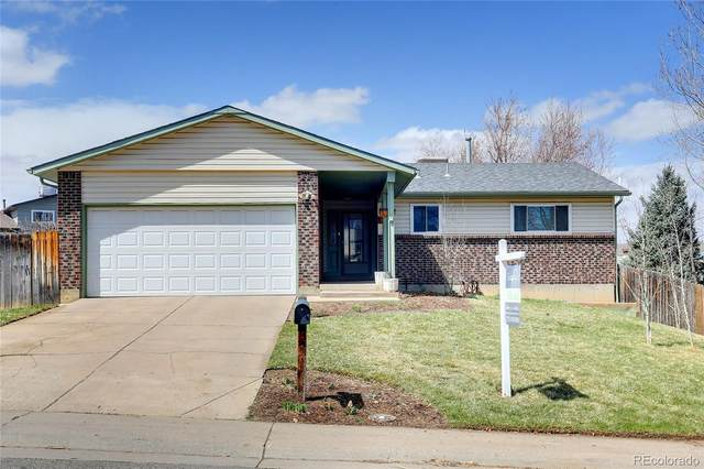 18971 E Brunswick Place, Aurora, CO 80013 (#9885912) :: The Dixon Group
