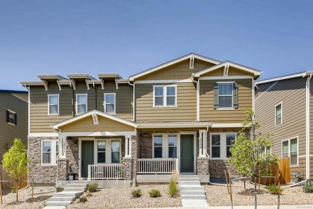 6969 Kendrick Street B, Arvada, CO 80007 (#9885959) :: The Griffith Home Team