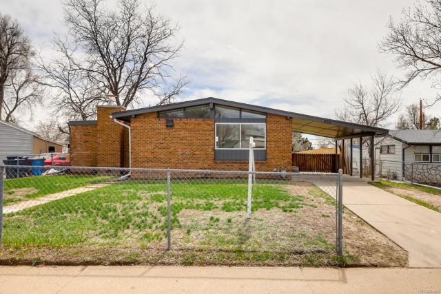 400 Cragmore Street, Denver, CO 80221 (#9886177) :: The Healey Group