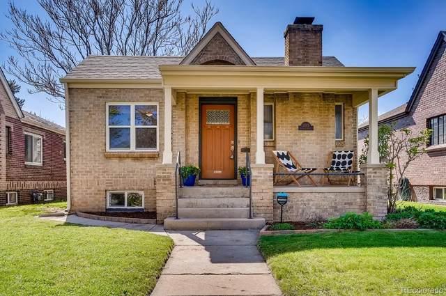3745 Osceola Street, Denver, CO 80212 (#9886368) :: milehimodern