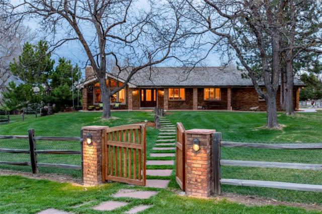 693 Front Range Road, Littleton, CO 80120 (#9886469) :: The City and Mountains Group