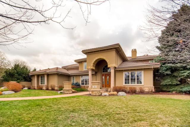 16 Foxtail Circle, Englewood, CO 80113 (#9886527) :: The HomeSmiths Team - Keller Williams