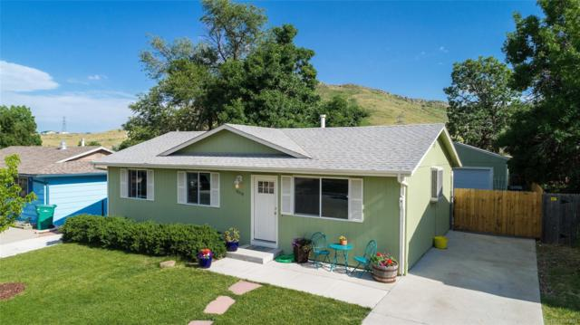 18876 W 59th Drive, Golden, CO 80403 (#9886570) :: The DeGrood Team