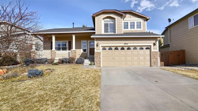 2945 Mule Shoe Drive, Colorado Springs, CO 80922 (#9887601) :: The Peak Properties Group