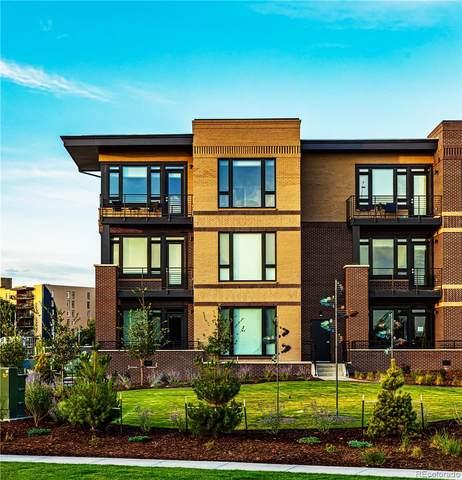 6618 E Lowry Boulevard #301, Denver, CO 80230 (MLS #9888081) :: 8z Real Estate