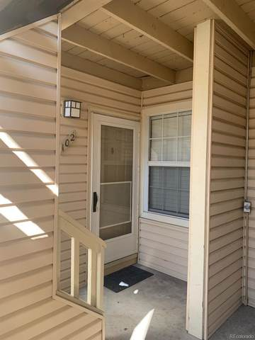 985 S Miller Street #102, Lakewood, CO 80226 (#9888299) :: Mile High Luxury Real Estate