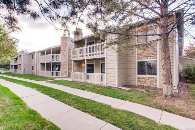 8225 Fairmount Drive 8-108, Denver, CO 80247 (#9888322) :: The Peak Properties Group