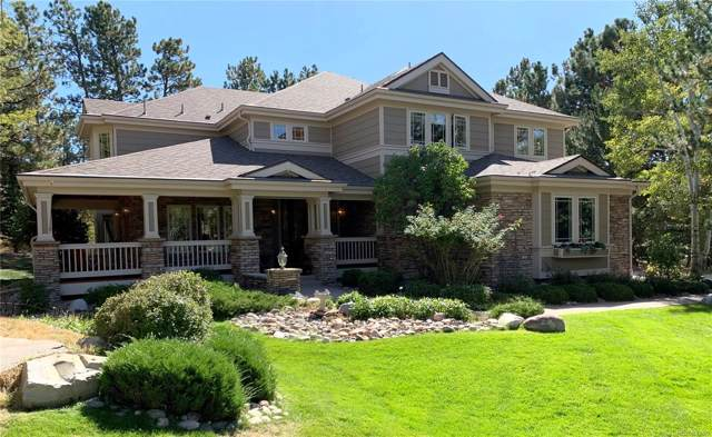 7994 Towhee Road, Parker, CO 80134 (#9888376) :: The HomeSmiths Team - Keller Williams