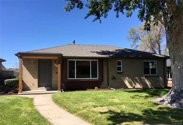 3665 Ivanhoe Street, Denver, CO 80207 (#9888798) :: HomePopper