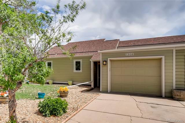 1308 South Street, Castle Rock, CO 80104 (#9889016) :: The DeGrood Team