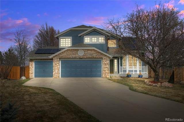 5765 N Orchard Creek Circle, Boulder, CO 80301 (#9889133) :: The Peak Properties Group