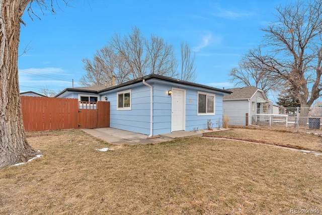 675 S Stuart Street, Denver, CO 80219 (MLS #9889138) :: 8z Real Estate