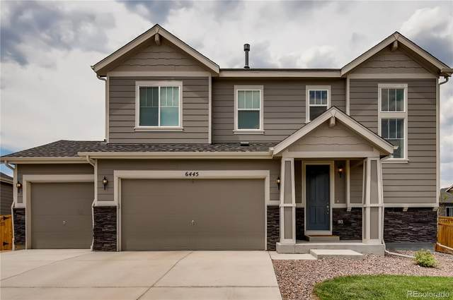 6445 Leilani Lane, Castle Rock, CO 80108 (MLS #9889151) :: 8z Real Estate