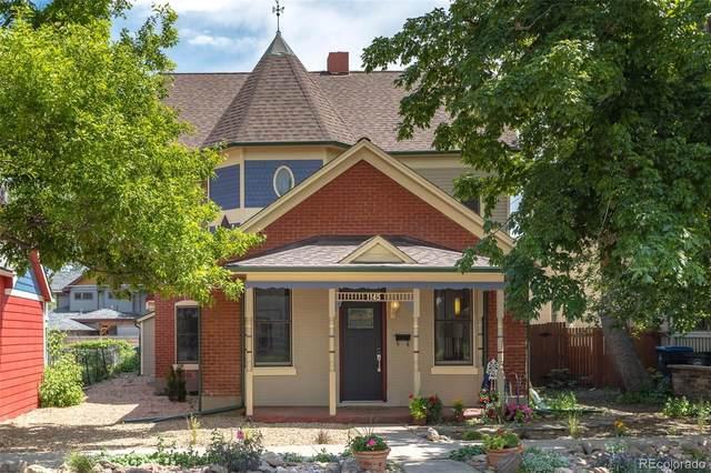 1145 9th Street, Golden, CO 80401 (#9889295) :: The HomeSmiths Team - Keller Williams