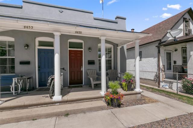 4435 Sherman Street, Denver, CO 80216 (#9889326) :: James Crocker Team