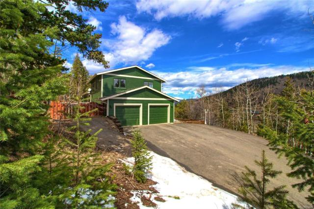 61 Pine Ridge Road, Evergreen, CO 80439 (#9889727) :: 5281 Exclusive Homes Realty