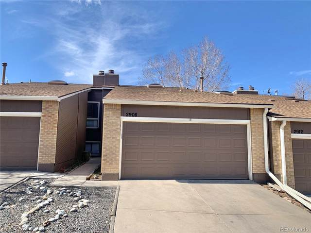 2908 W Rowland Avenue, Littleton, CO 80120 (#9889734) :: The Gilbert Group