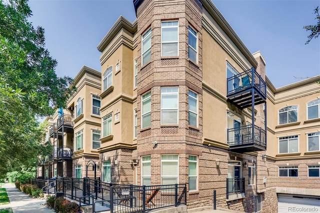 1776 Race Street #207, Denver, CO 80206 (#9889902) :: Kimberly Austin Properties