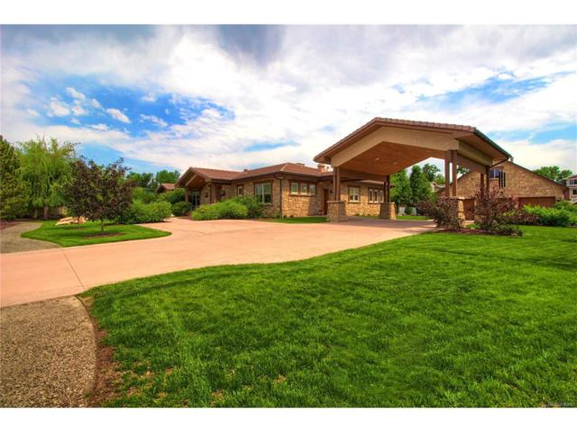 8700 W 51st Avenue, Arvada, CO 80002 (#9890105) :: The Peak Properties Group