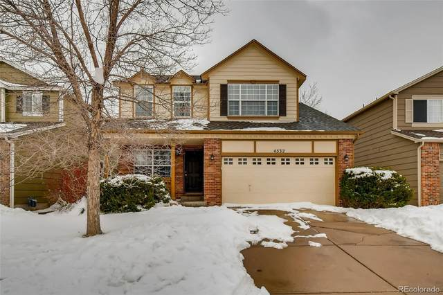 4532 Ketchwood Circle, Highlands Ranch, CO 80130 (#9890110) :: Venterra Real Estate LLC