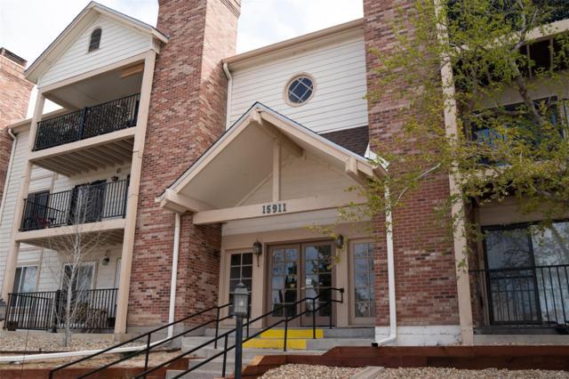 15911 E Dakota Place #208, Aurora, CO 80017 (#9890160) :: Mile High Luxury Real Estate