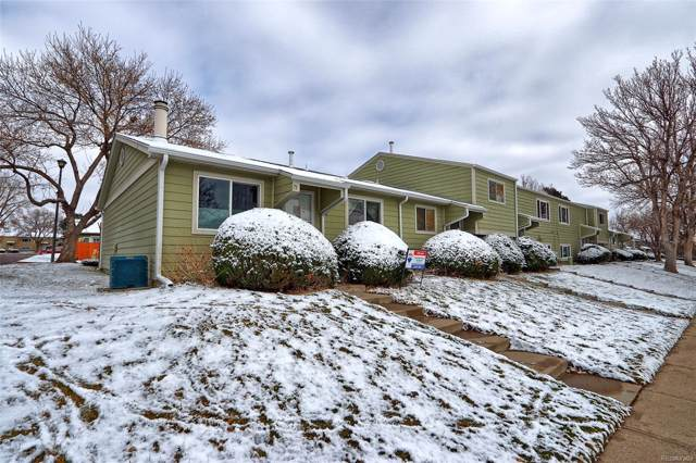 5721 W 92nd Avenue #75, Westminster, CO 80031 (#9890735) :: The DeGrood Team