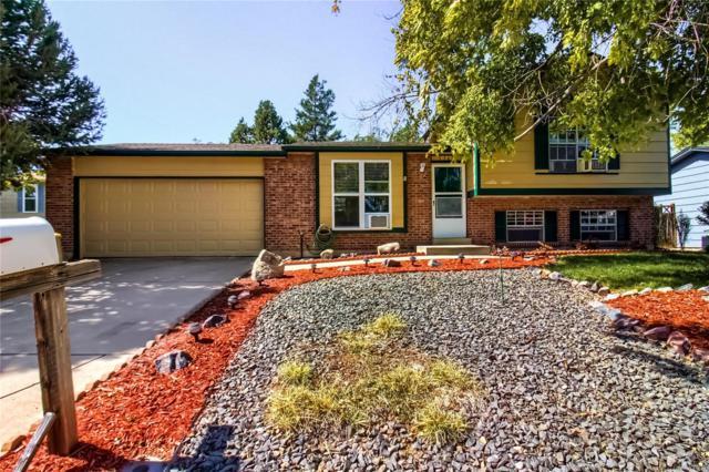 1363 S Zeno Street, Aurora, CO 80017 (#9890805) :: The Griffith Home Team