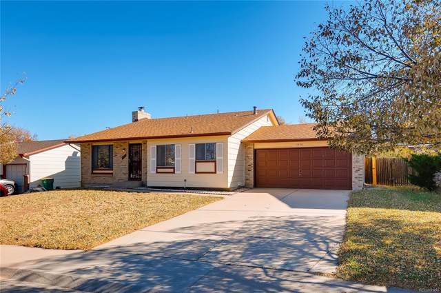 1586 S Norfolk Street, Aurora, CO 80017 (#9890982) :: Bring Home Denver with Keller Williams Downtown Realty LLC