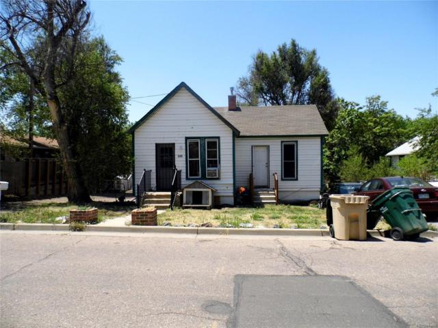 539 Grand Avenue, Fort Lupton, CO 80621 (#9891065) :: The Heyl Group at Keller Williams