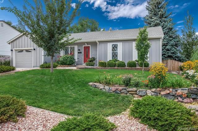 11597 N Settlers Drive, Parker, CO 80138 (MLS #9891383) :: 8z Real Estate