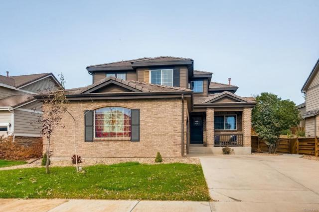 17141 E 104th Place, Commerce City, CO 80022 (#9891583) :: The Peak Properties Group