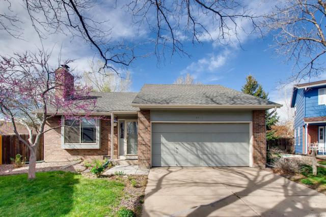 4433 E 107th Circle, Thornton, CO 80233 (#9891819) :: The Pete Cook Home Group
