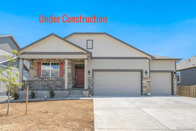 152 Hidden Lake Drive, Severance, CO 80550 (#9892108) :: The Brokerage Group