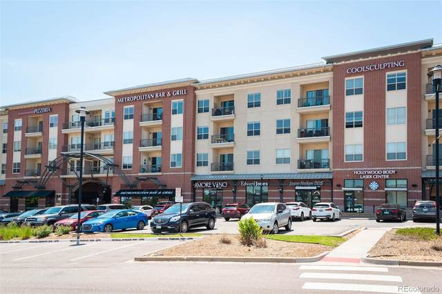 10111 Inverness Main Street #209, Englewood, CO 80112 (#9893027) :: Finch & Gable Real Estate Co.